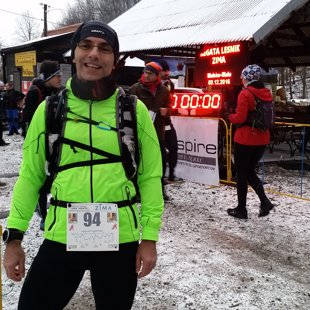 Cykl Leśnik Maraton 2016