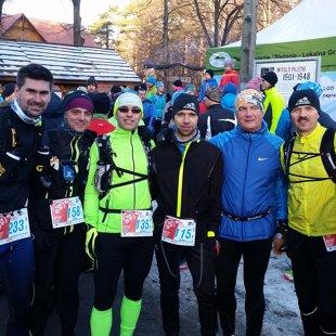 II Zimowy Maraton Górski Ślężański